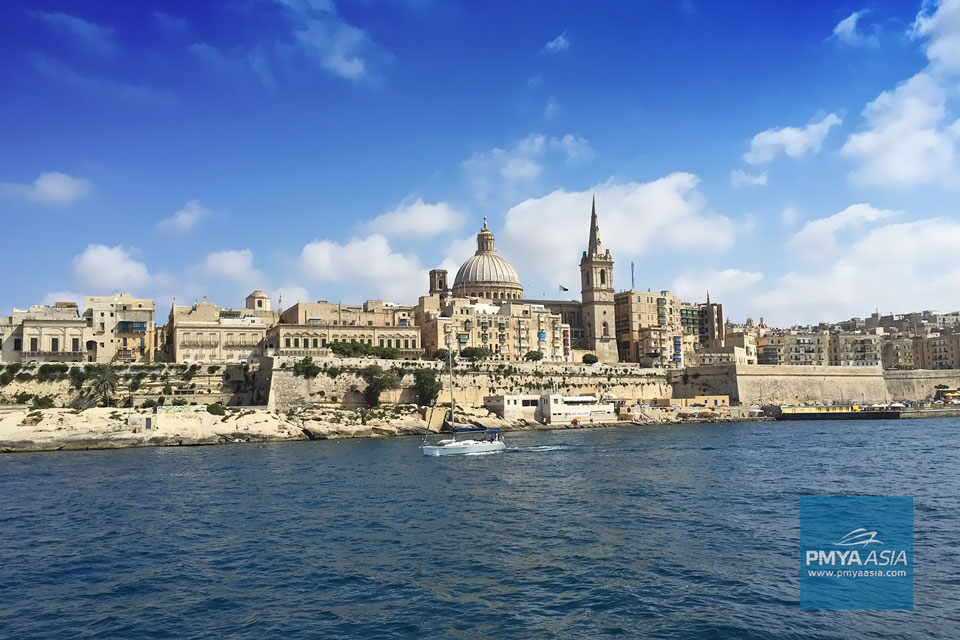 Malta Grand Harbour