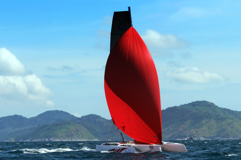 Java Match-Racing Regatta is to be held in Krabi Boat Lagoon