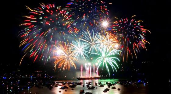 New Year in Phuket