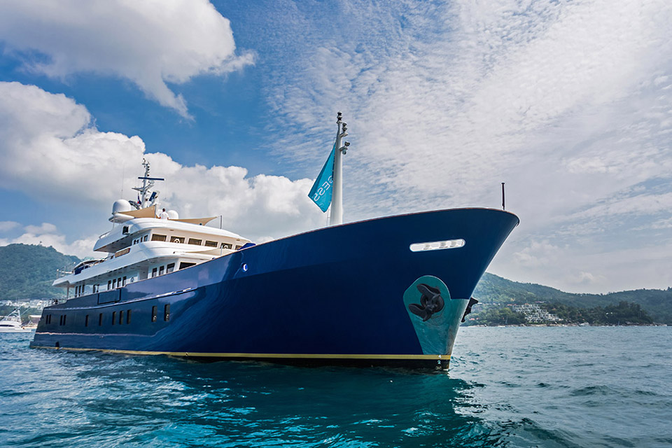 Kata Rocks Super Yacht Rendezvous 2017